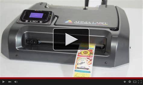 color label printer l301 industrial color label printer for small business