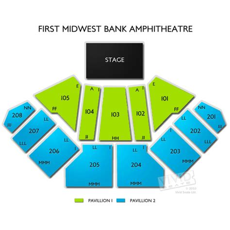 tinley park concert seating chart midwest bank hitheatre tickets midwest