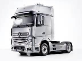 mercedes actros new mp4 truckstop magazin