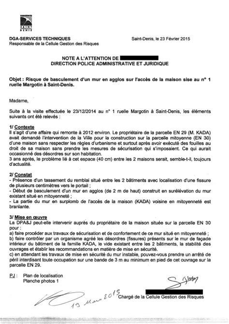 Construction litigieuse à St-Denis: Un agent de la mairie