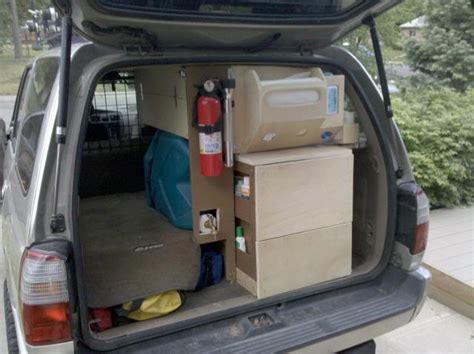 trailer kitchens ih8mud forum cargo kitchen kennel and sleeping platform ih8mud forum