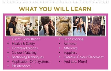 hair extensions courses weave hair extension courses academy academy
