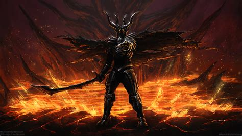 Wallpaper Dark Lord | demon full hd wallpaper and background 1920x1080 id 582375