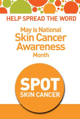Skin Cancer Awareness by May Is National Skin Cancer Awareness Month Community