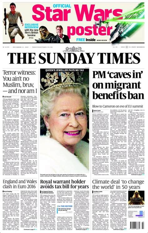 s day times newspaper the times united kingdom newspapers in united