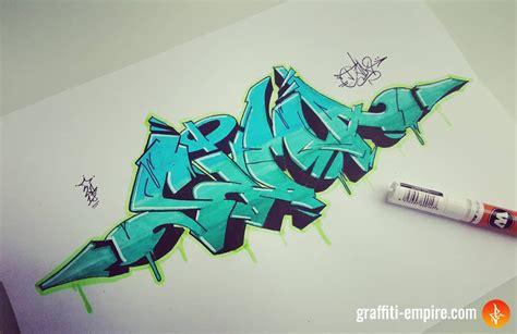 graffiti sketch sima graffiti empire