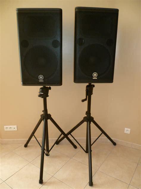 Speaker Yamaha Dsr 115 yamaha dsr115 image 716463 audiofanzine
