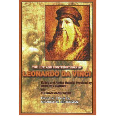 biography book of leonardo da vinci life and contributions of leonardo da vinci