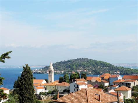 wohnung kroatien insel ugljan zadar dalmatien wohnung in panorama lage