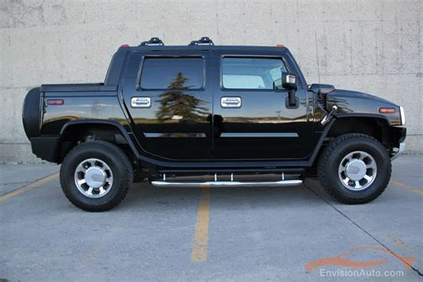 luxury hummer 2008 h2 hummer sut luxury package envision auto