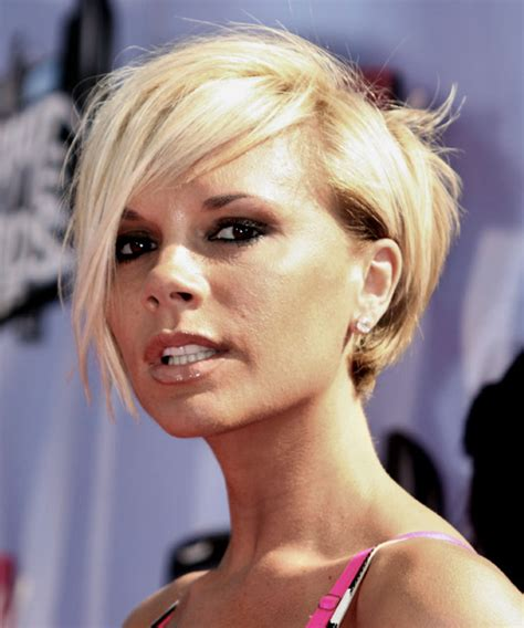 victoria beckah hair type pixie hairstyles front and back views short hairstyle 2013
