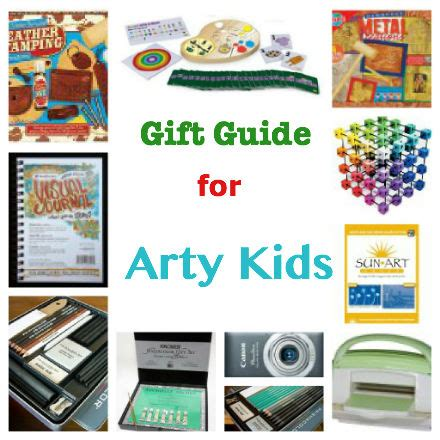 gift guide best toys for arty kids pragmaticmom