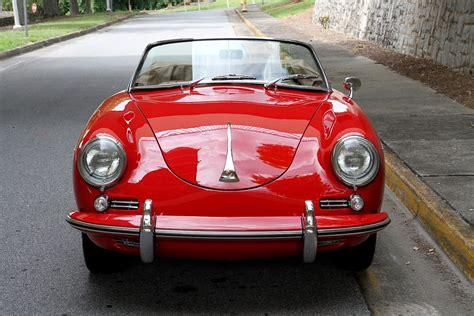 first porsche 356 1960 porsche 356 roadster