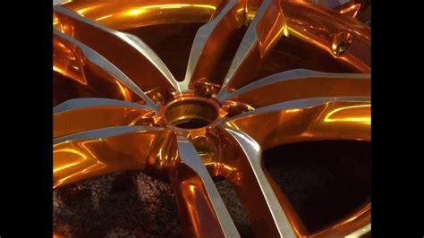 Felgen Lackieren Gold by Teamapt Bicolor Alufelgen Lackieren Felgen Audi Vw