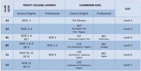 livello di inglese test certificazioni lingua inglese mostra brain