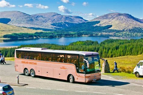 Highland Heritage Coach Tours Ltd Coach Holiday In