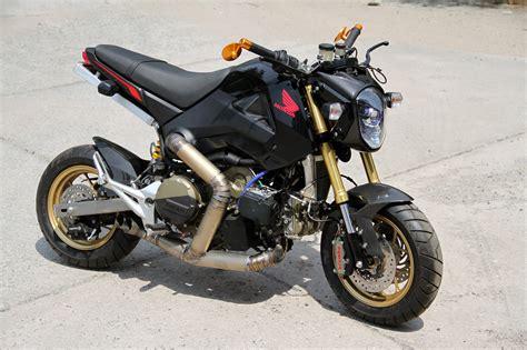 Honda Mini Motorcycle by Hondapro Kevin Honda Grom Msx Ducati Panigale Engine
