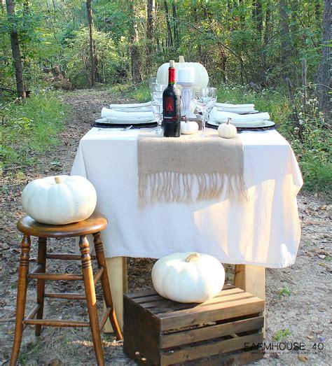 autumn farmhouse table autumn tablescape farmhouse style farmhouse 40