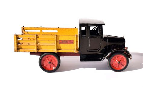 L For Sale by 1930 Buddy L Baggage Truck For Sale
