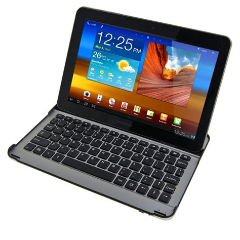 Samsung Galaxy Tab 2 Keyboard metal keyboard for the samsung galaxy tab 10 1