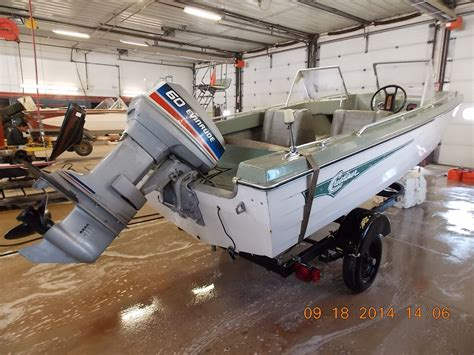 muskie boats crestliner muskie boat for sale from usa