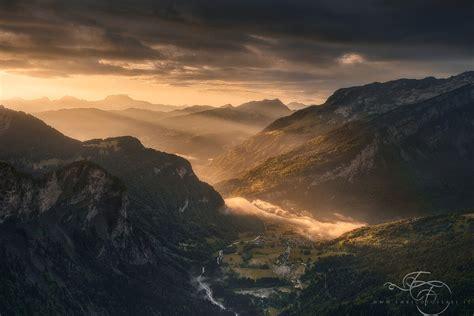 stunning nature landscapes  enrico fossati