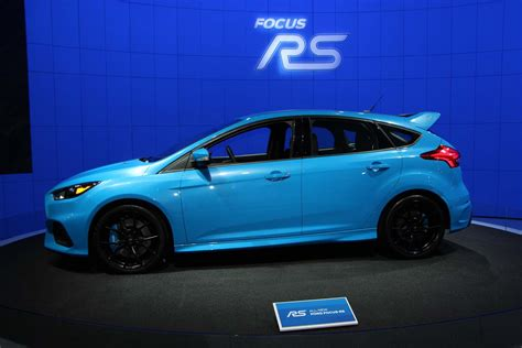 ford edge rs 2016 ford focus rs adds yet more performance to the