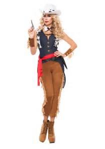 cowgirl halloween costume women s wild wild west cowgirl costume