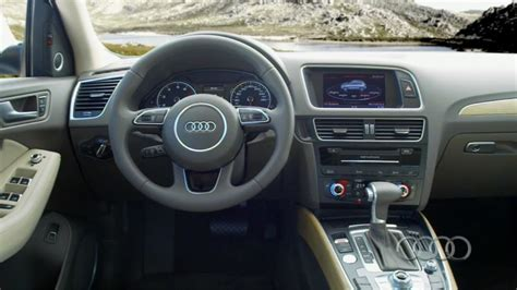 Audi Q 5 Interior by Audi Q5 Interior 2014 Wallpaper 1280x720 3076