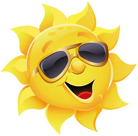 clipart png sun with sunglasses png clipart image gallery