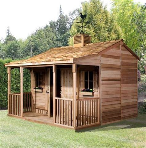 garden shed  covered porch backyard shed living space