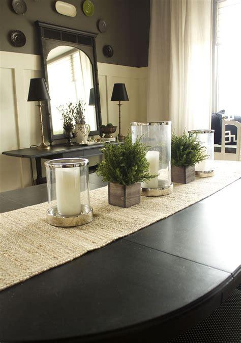 centerpiece  kitchen table ideas  pinterest