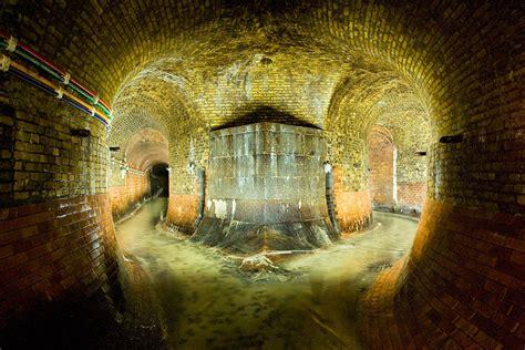 tideway tunnel      sewer