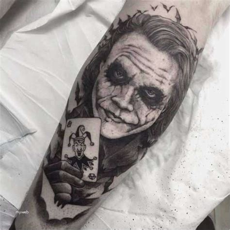 joker tattoo vorlagen sauberkomfortabel joker tattoo