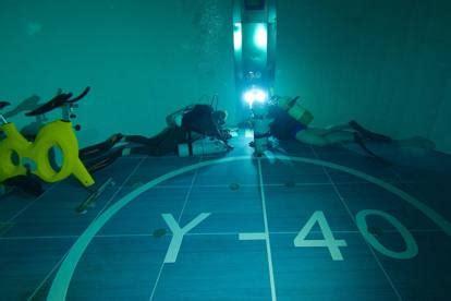 iperbarica zingonia l immersione record di calesella 5 ore a 40 metri