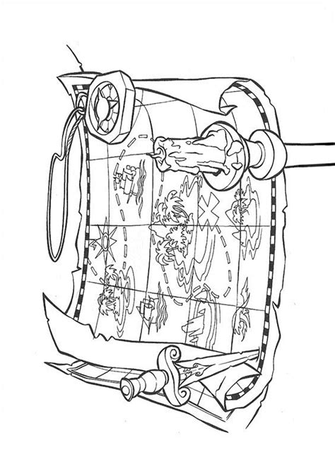 coloring pages disney pirates caribbean pirates of the caribbean coloring pages