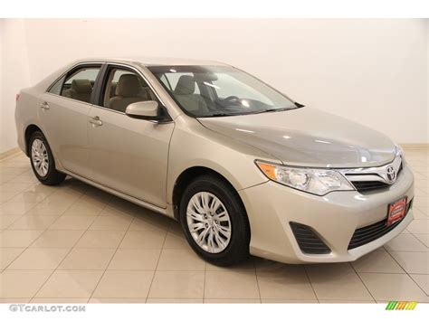 2013 chagne mica toyota camry le 113819042 gtcarlot