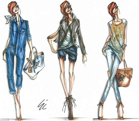 Sketches Clothes by Fashion Sketches Afrikafashionleague