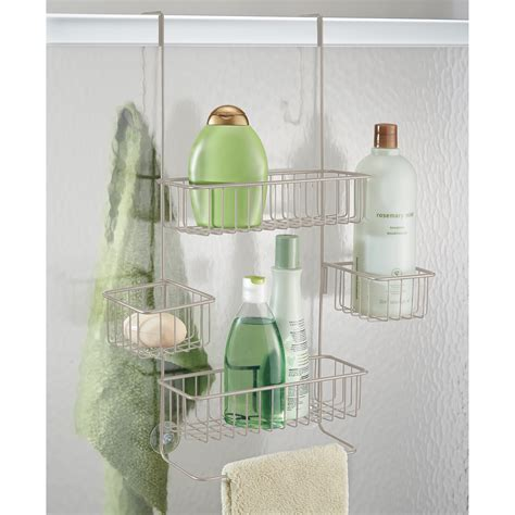 bathtub corner caddy zenna home 2104w bathtub and shower tension corner caddy