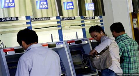 bca offline transaksi bca offline nasabah panik okezone economy