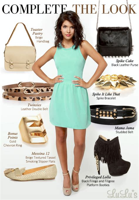 complete the look skater dress lulus fashion