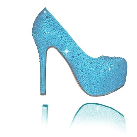 blue high heels for prom the gallery for gt blue prom heels