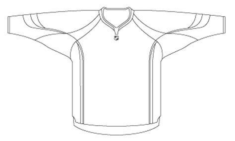 Free Jersey Template Download Free Clip Art Free Clip Art On Clipart Library Hockey Jersey Template