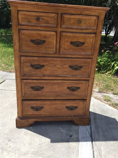 chest with seven drawers furniture in lakeland fl offerup