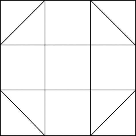 geometric pattern rotation geometric block pattern 3 clipart etc