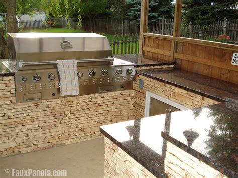 stacked outdoor kitchen outdoor kitchen stacked design transitional