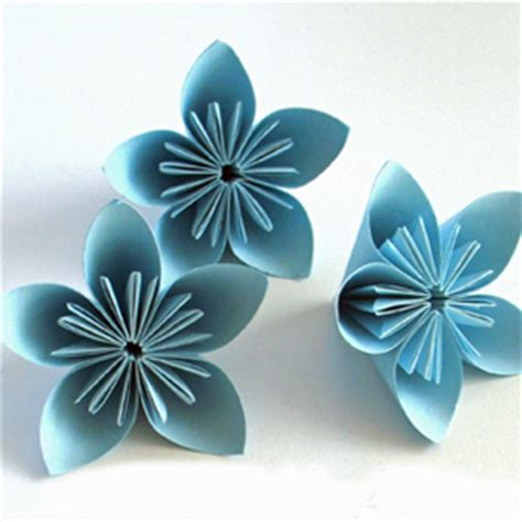 Fleur Origami - origami fleur on