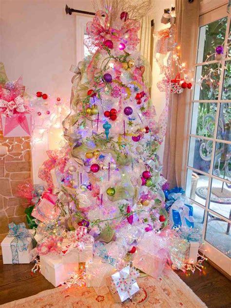 pink and silver christmas tree temasistemi net