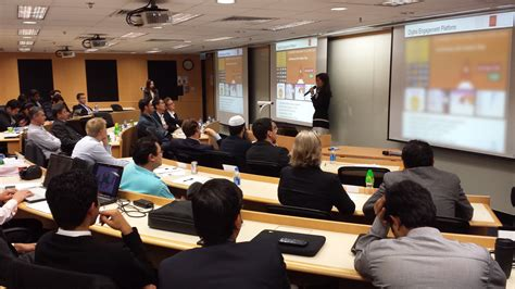 Hku Part Time Mba by Hku Mba Part Time Mba Academics Business Lab
