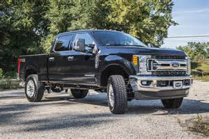 2017 ford duty 1 quot 2 quot leveling kits by bds suspension